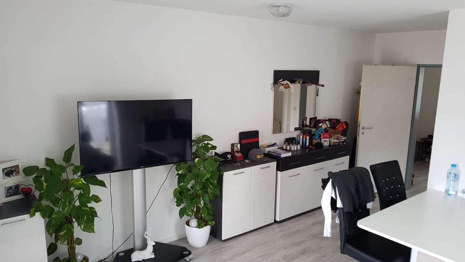 ++ RESERVIERT bis 19.7 ++ /   Gepflegte 1-Zimmer-Wohnung mit Balkon und EBK in Burgau