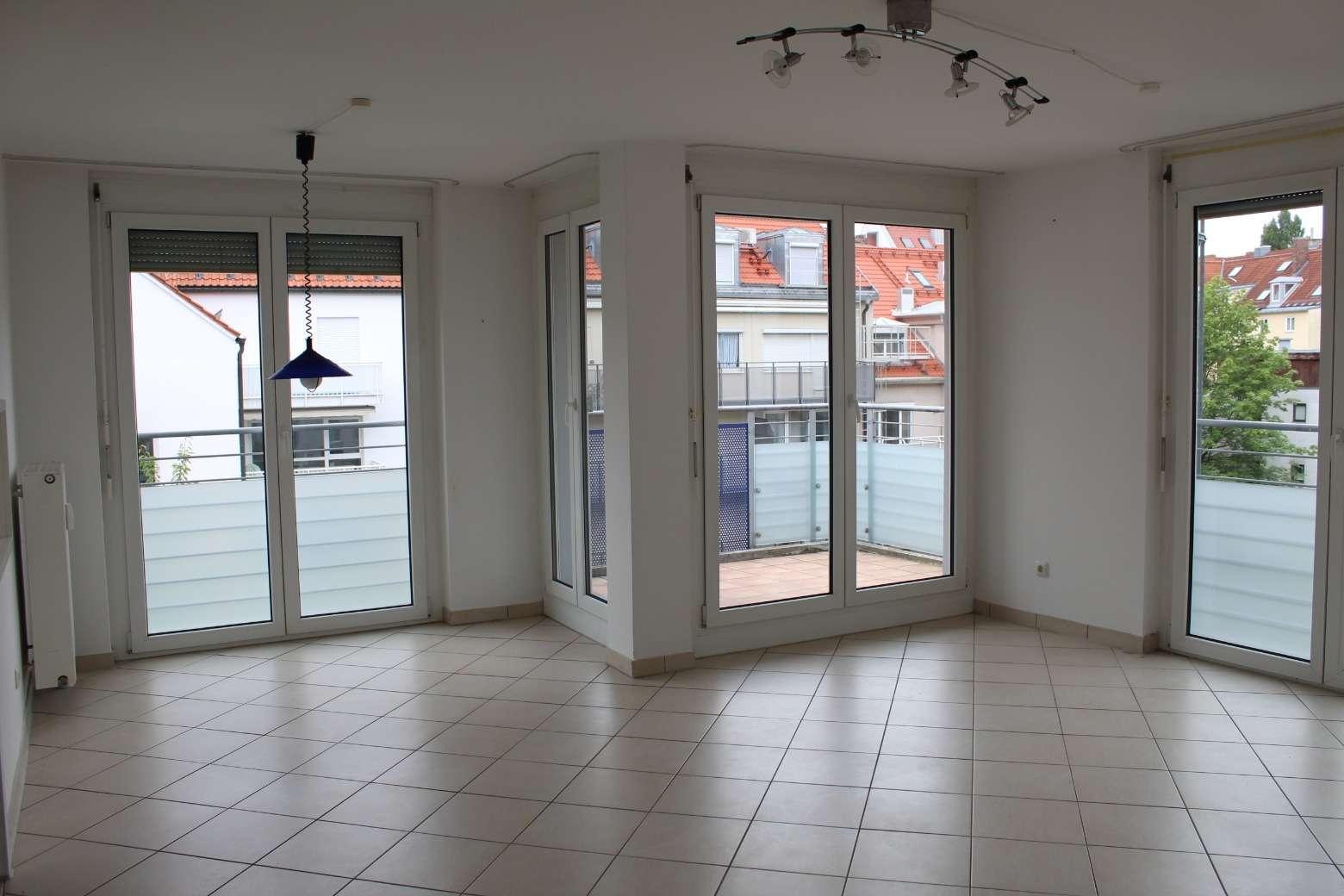 Ruhige und großzügige Wohnung im Herzen Schwabings in Maxvorstadt (München)