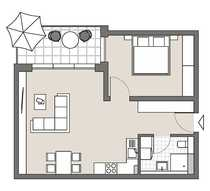 Attraktiver und hochwertiger Wohnraum in