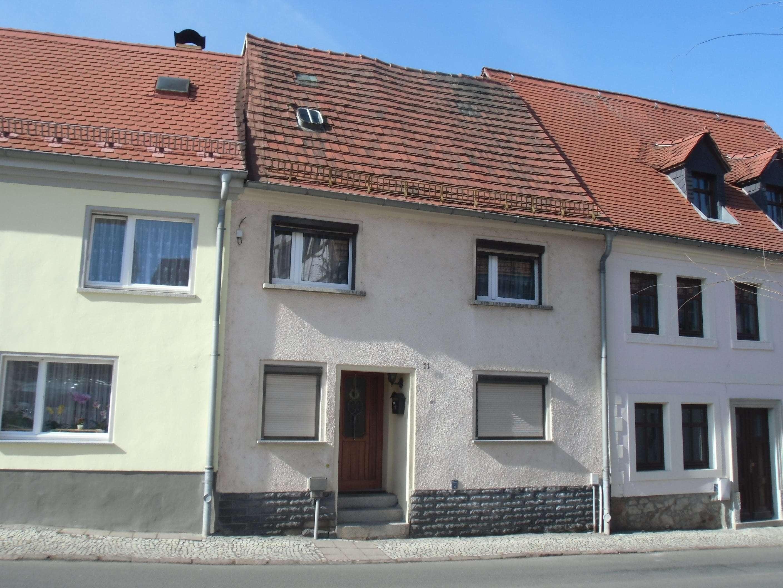 kleines Reihenhaus sucht Familie oder Paar - Haus zum Kauf in Lommatzsch