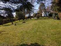 ruhig gelegener Kleingarten mit Häuschen