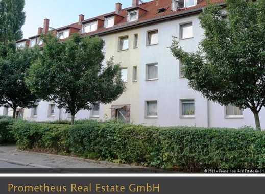 2-Zimmer Wohnung zur Kapitalanlage im Leipziger Osten