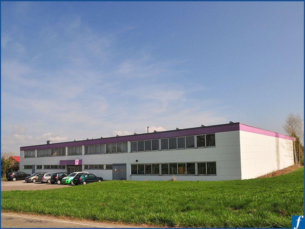 Produktion Büro Gebäude Sulz a