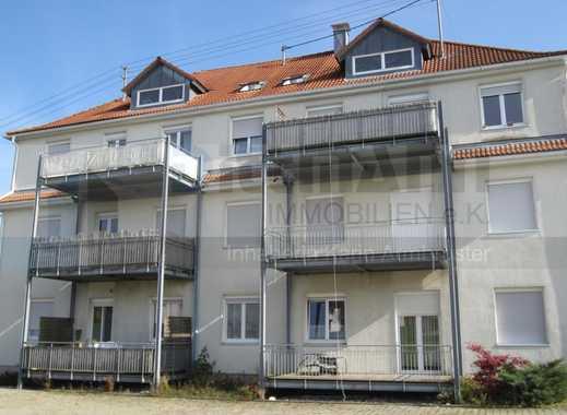 3-Zimmer–Wohnung in Meßstetten-Hartheim - schön und hell