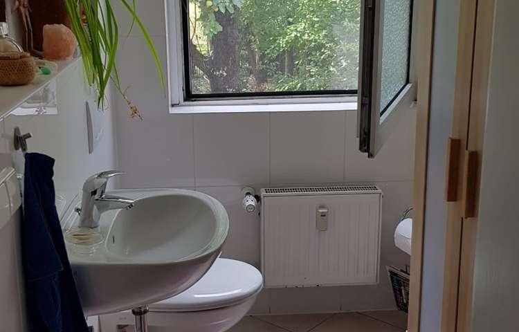 Gäste-WC, EG