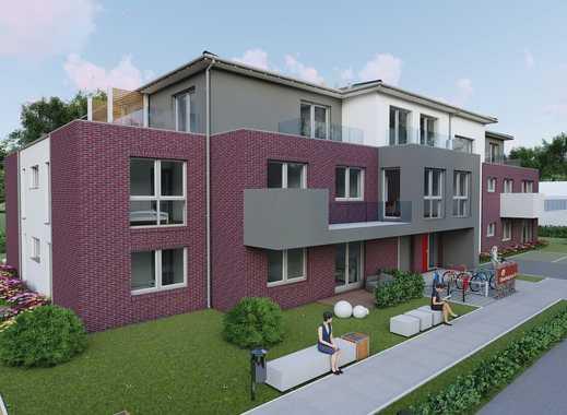 Neubau! Moderne 2-Zimmer Wohnung mit Garten!