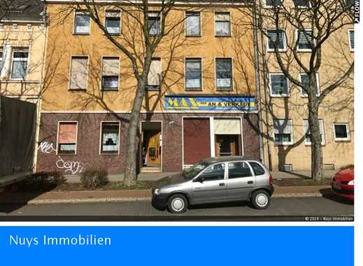 ACHTUNG KAPITALANLAGE !!  7-Fam. Haus mit Laden in Oberhausen-Osterfeld