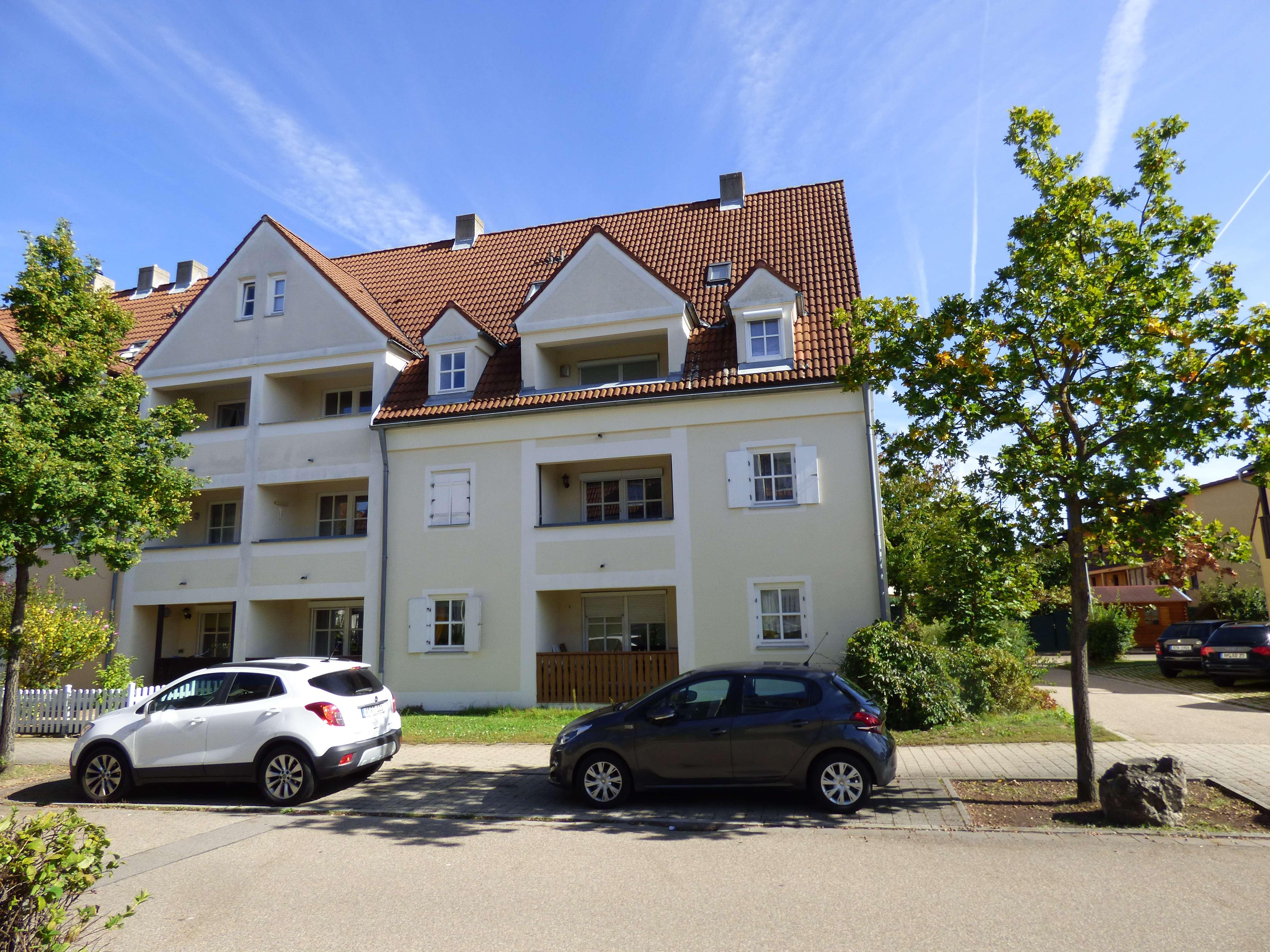 Schöne Maisonette-Wohnung in der Gärtnersiedlung! in