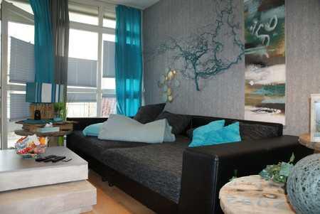 Gemütliche 2-Zimmer-Wohnung mit großer Terrasse in Kernstadt (Straubing)