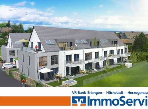 INside T: Sonnige Neubau-ETW mit Terrasse und Gartenanteil