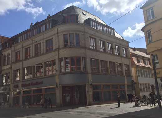 Freundliche 3-Zimmer-Dachgeschosswohnung mit Balkon in Erfurt / Altstadt