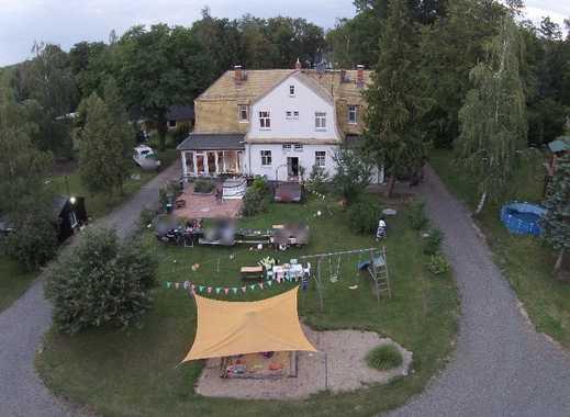 Ruhige Villa mit viel Platz für Reiter, kleine Landwirtschaft, Autosammler, Kinderparadies