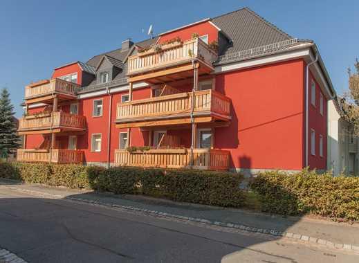 2-Raum-Wohnung mit Balkon in hervorragender Wohnlage