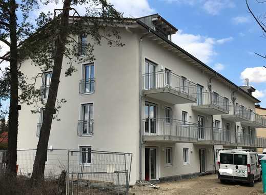 Erstbezug: 3-Zimmer-Erdgeschoss-Wohnung mit EBK und Garten in Ottobrunn Nr.2.1