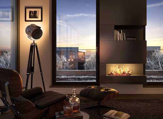 Penthouse - Ideale Raumausnutzung und dabei großzügig - 3 Zimmer für die Familie!