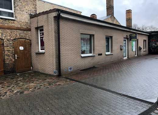 Büro, Ausstellung oder Laden in ruhiger Hoflage