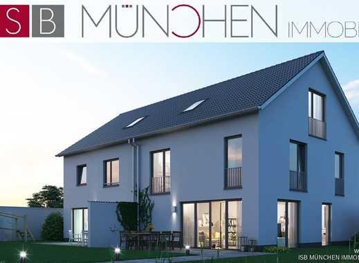 Exklusives Doppelhaus in München-Laim (Süd-Ost) mit großem Gartenanteil!
