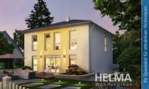 Bild Grundstück, Lage, Haus - alles optimal und repräsentativ.