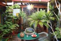 Außergewöhnliches Architektenhaus sehr hell naturnah
