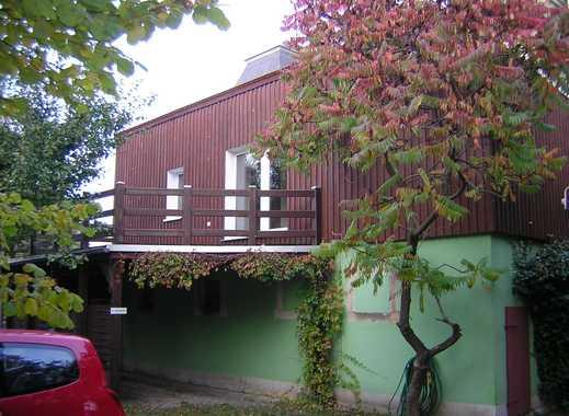 Stadtnah Wohnen im Minihaus im Grünen