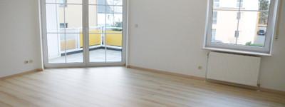 Wunderschöne 3 Zimmer-Wohnung mit Westbalkon, EBK, Gäste-WC u. Carport in Bad Oeynhausen ? Südstadt