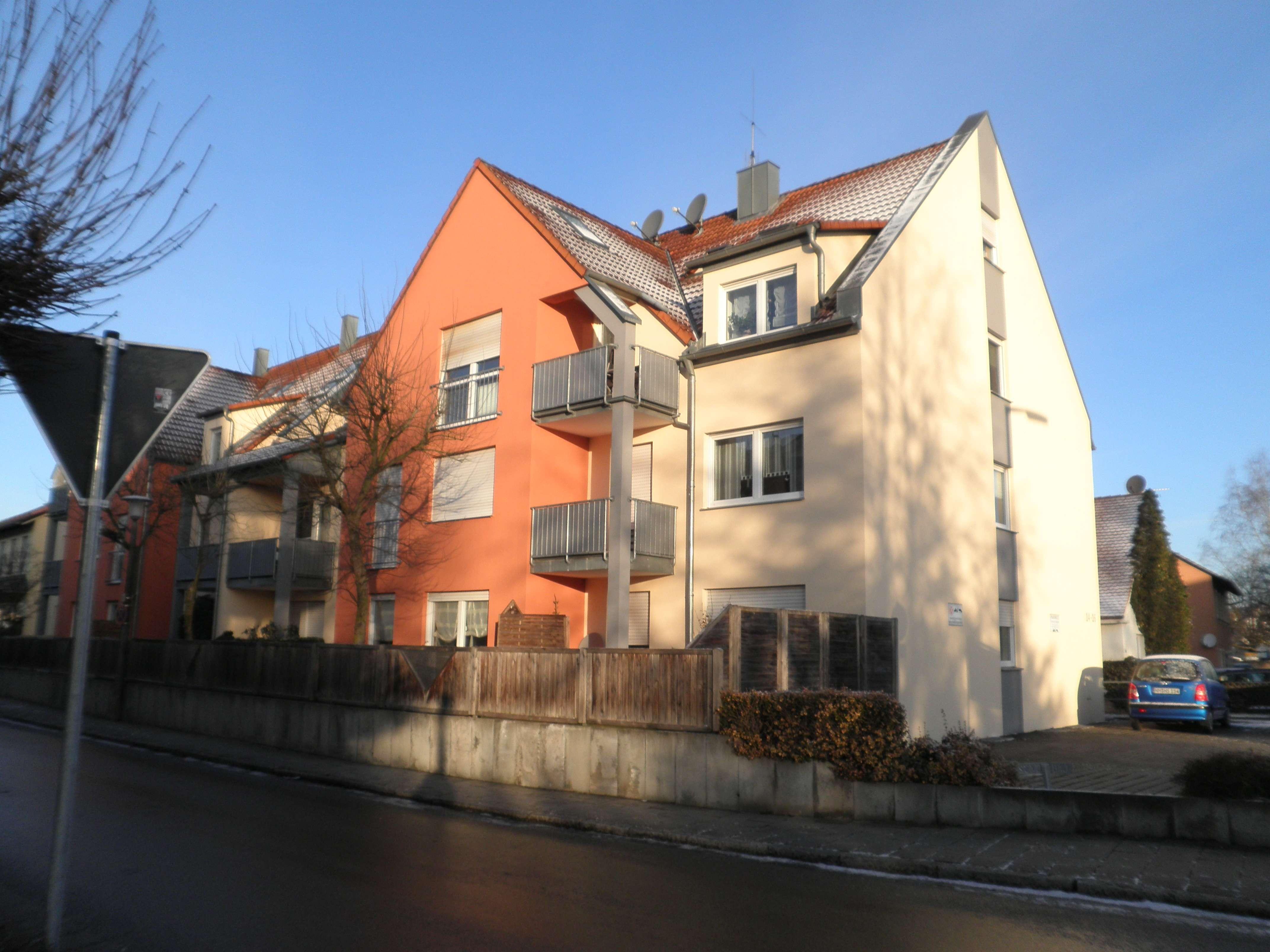 1 1/2-Zi-Dachgeschoss-Wohnung in Freystadt