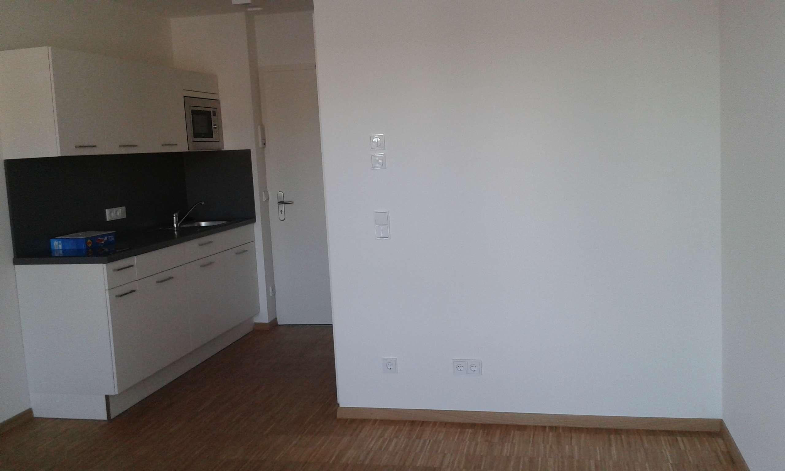 Geschmackvolles Appartement im Studentenwohnheim mit Balkon und EBK in Straubing in