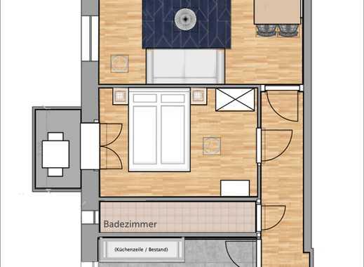 Vollmöblierte 2-Zimmerwohnung in Prenzlauer Berg!