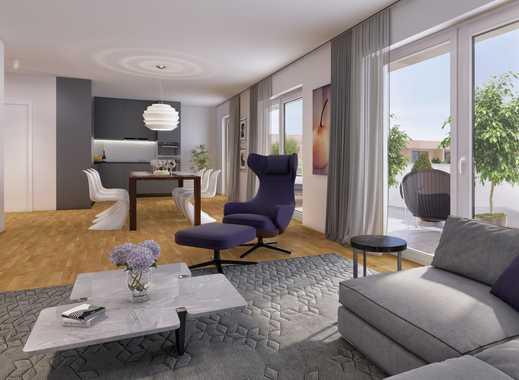Exklusive Penthouse-Wohnung mit modernem Wohnkomfort und aktuellen Ausstattungsstandards!