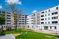 Rollstuhlgerechte 3-Zimmer Wohnung mit Westloggia -