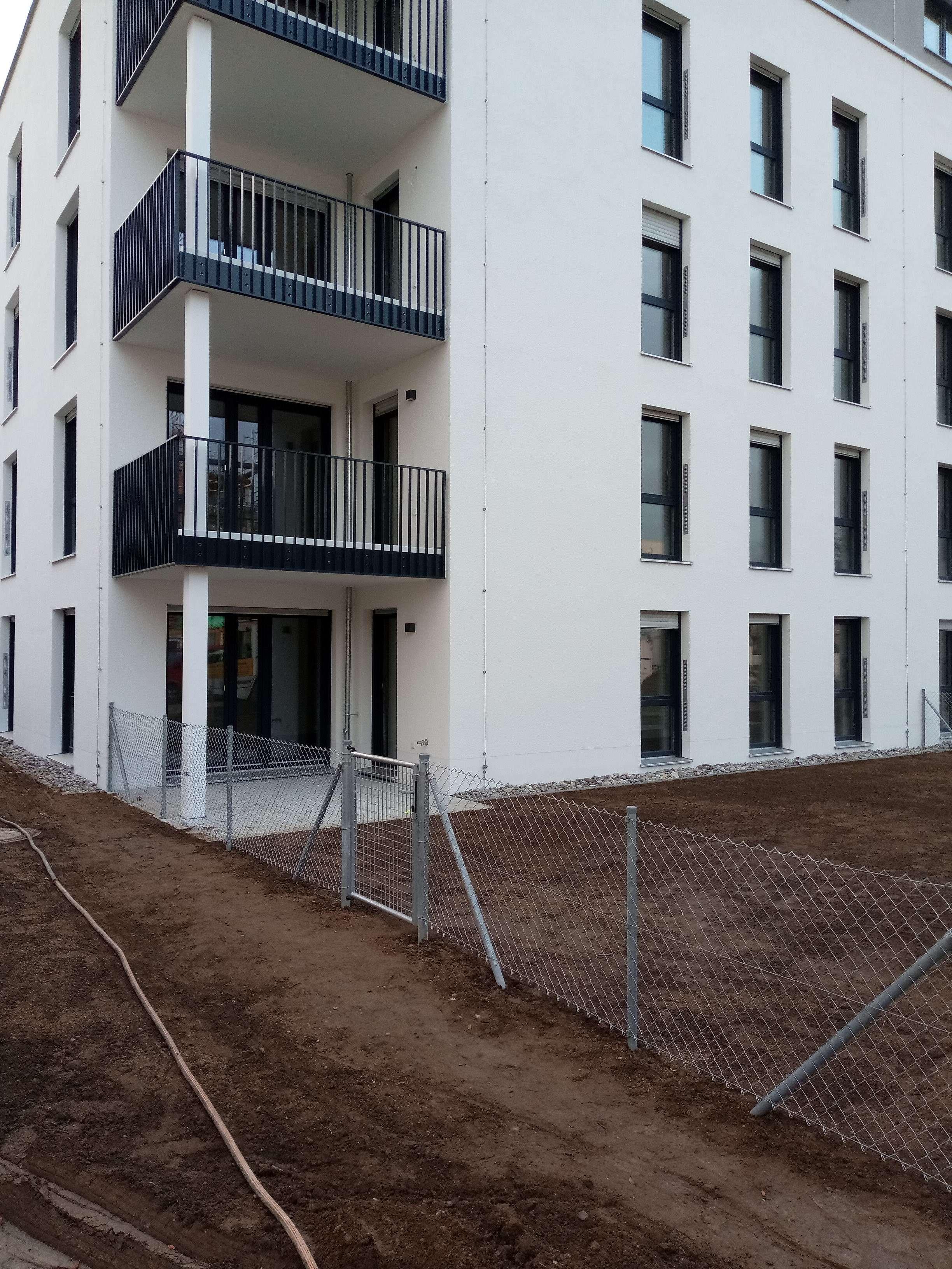 Beethoven Park Attraktive Wohnung Erstbezug: exklusive 3-Zimmer-Wohnung mit Balkon in Neusäß in Neusäß