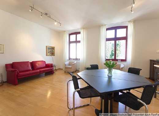 Traumhafte Altbauwohnung mit Parkett, zwei Bädern und zwei Balkonen, ruhig und zentral!