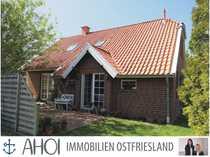 Hübsches Fehn-Friesenhaus mit Garten und