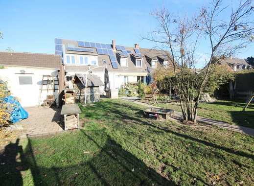 2 Einfamilienhäuser  mit traumhaftem Südgrundstück (Erbpacht) in Ortskernlage