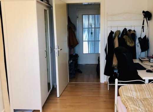 Nur 230€ WM ! Sehr schönes voll mobiliertes Zimmer in 3-er WG! Zentrale Lage zur Zwischenmiete!!