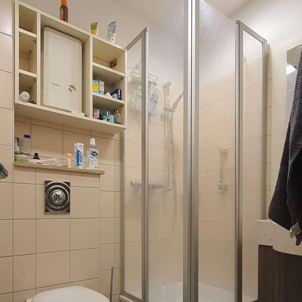 *** gepflegte, teilmöblierte 2-Zimmer-Wohnung am Westpark ***