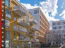 Sonnige und große 2-Zimmer-Wohnung in
