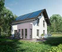 Bild Viel Platz für Ihre Familie incl. Grundstück!  KfW 55 Effizienzhaus