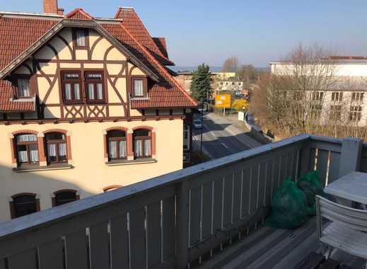 TOPLAGE, TOPWOHNUNG!!! 3-ZI.-WOHNUNG! Sonneberg Innenstadt, 71m² Mit Balkon!