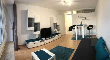 20 min in die City / 1-Zimmer Apartment, Vollausgestattet und frisch renoviert in Fürstenried (München)