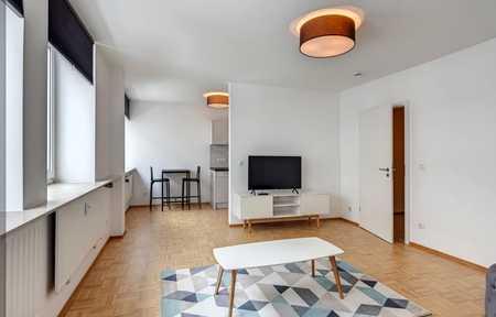 Möblierte Wohnung in Isarvorstadt in Ludwigsvorstadt-Isarvorstadt (München)