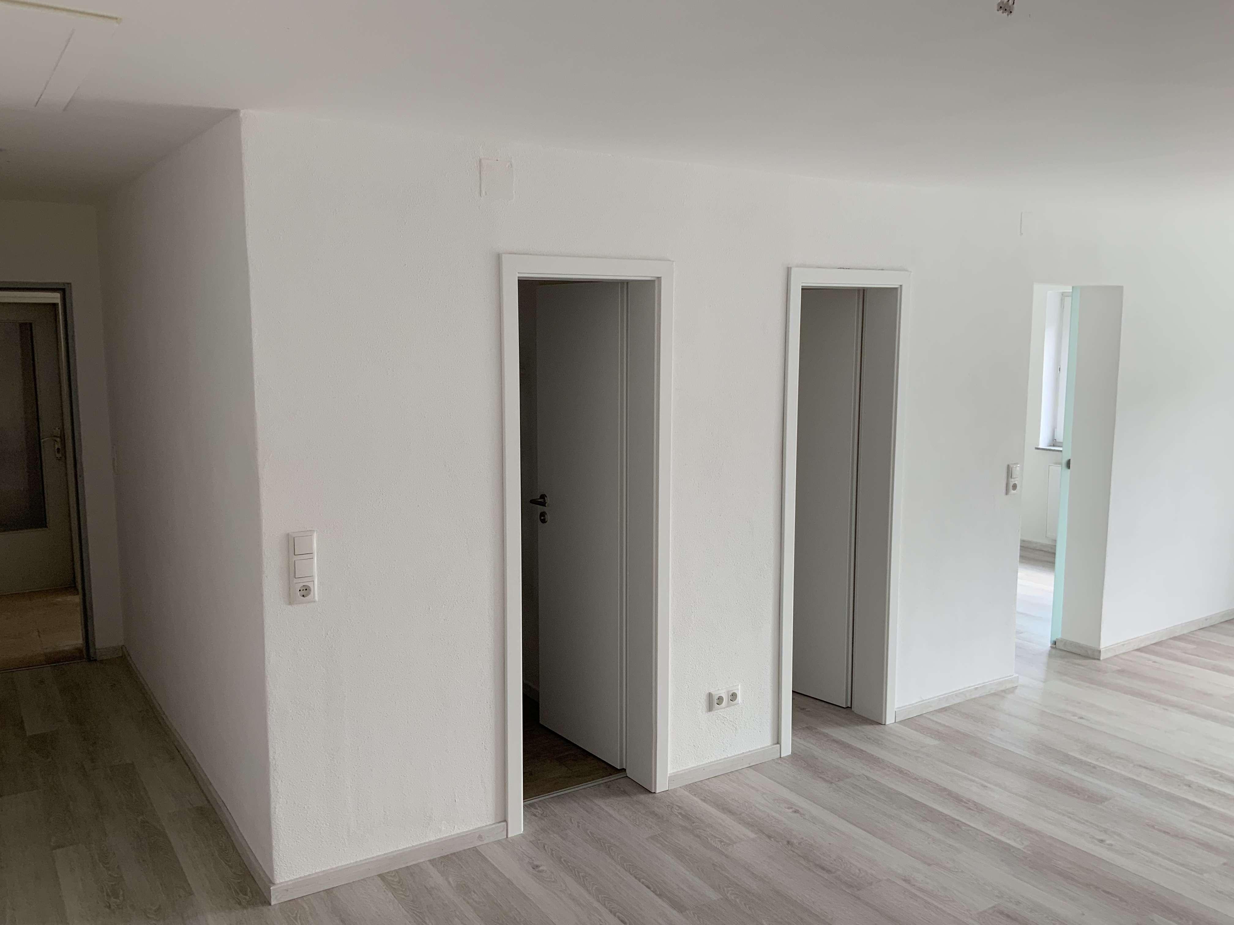 Freundliche, sanierte 2-Zimmer-Wohnung zur Miete in Scheßlitz bei Bamberg (Kreis) in