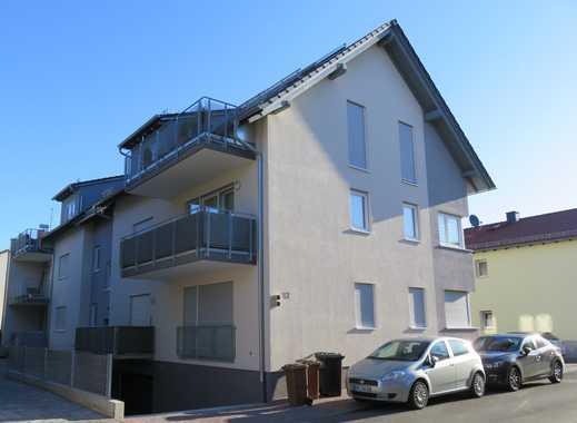 Hier können Sie sofort einziehen - Schöne 2-ZKB-DG-Neubau-Wohnung mit Dachterrasse-