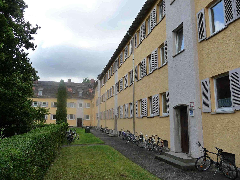 Moderne 2-ZW mit Wohnküche Zweierweg Hubland Uni Nähe, gut für 2er WG in Mönchberg