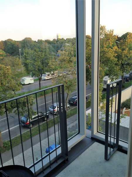 LUXUS-APARTMENT, BESTLAGE, VOLLMÖBLIERT, TAGESLICHTBAD, München Schwabing am grünen Olympiapark in Schwabing-West (München)