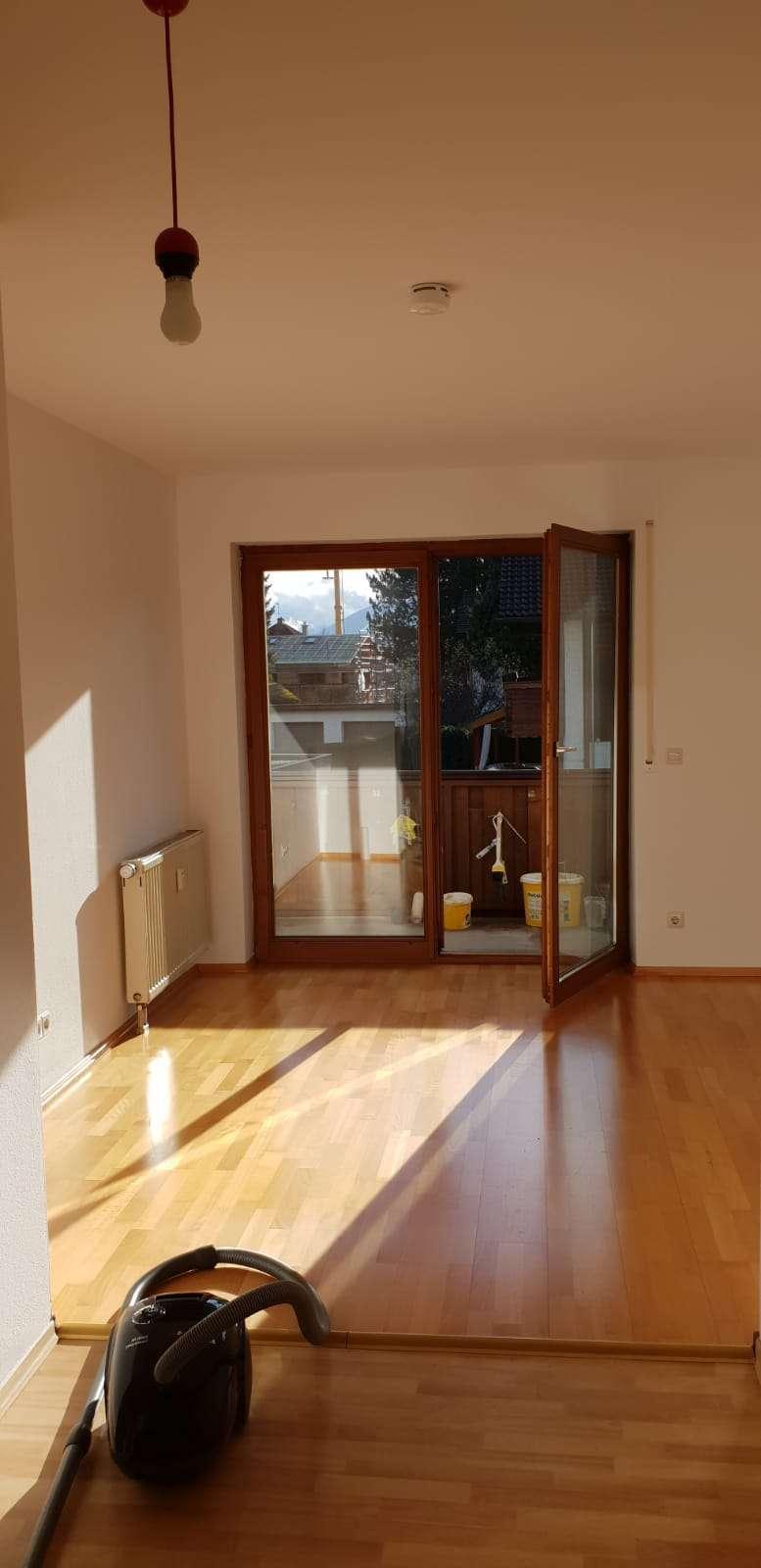 Gepflegte 1-Zimmer-Wohnung mit Balkon in Kolbermoor