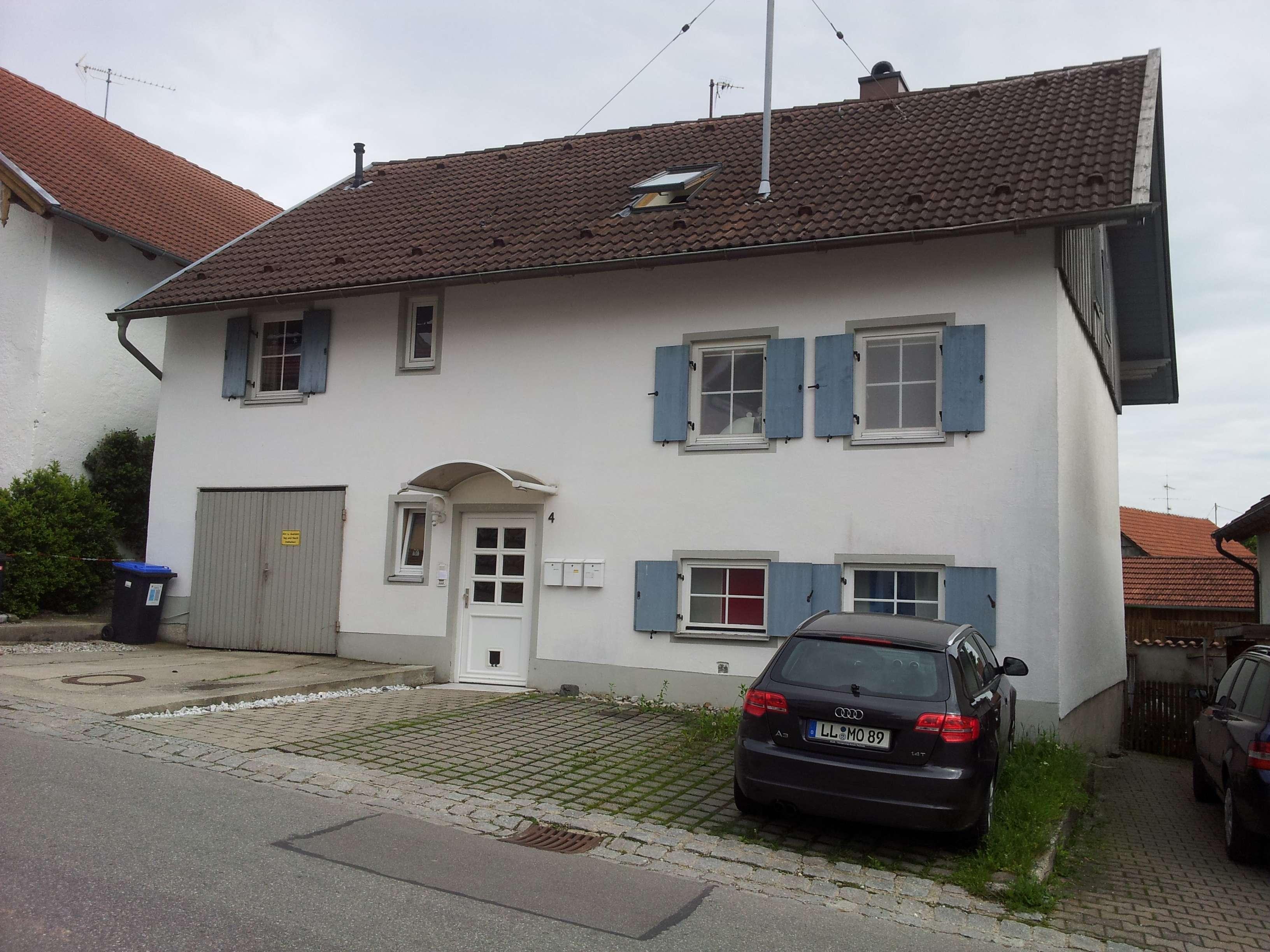 Schöne DG Wohnung nähe Ammersee in Hofstetten (Landsberg am Lech)