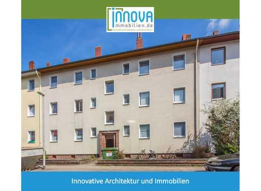 INNOVA IMMOBILIEN - Schnuckelige, vermietete Wohnung in Döhren