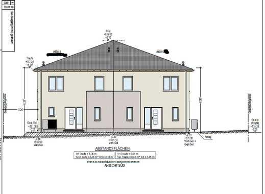 Neubau - Doppelhaushälfte in ruhiger Umgebung / Provisionsfrei