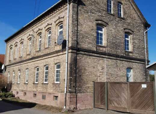 Viel Platz ... auch für zwei Familien ... bietet dieses Haus mit Grundstück in Blankenheim